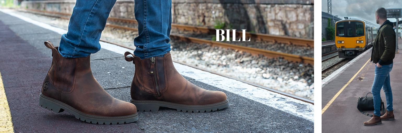 BILL De meest casual stijl