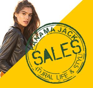 Sales voor haar